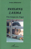 Front of book of Bornand, Let's speak Zarma