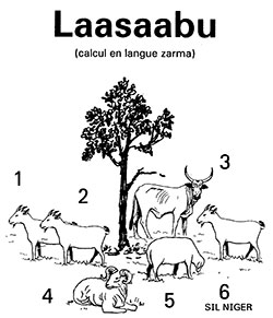 Front page of SIL publication Laasaabu